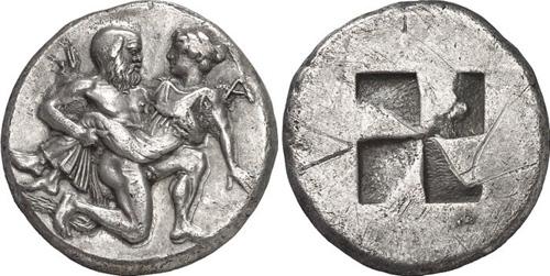 Порно монеты в римской империи