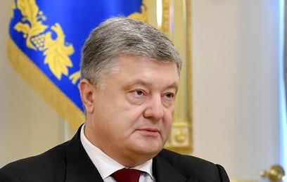 Порошенко занял 4-е место в президентском рейтинге на Украине