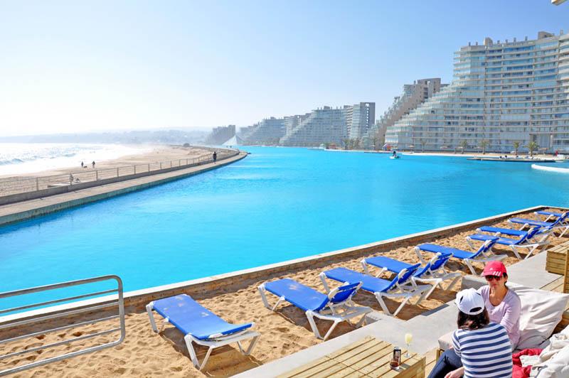 1665 Самый большой бассейн в мире