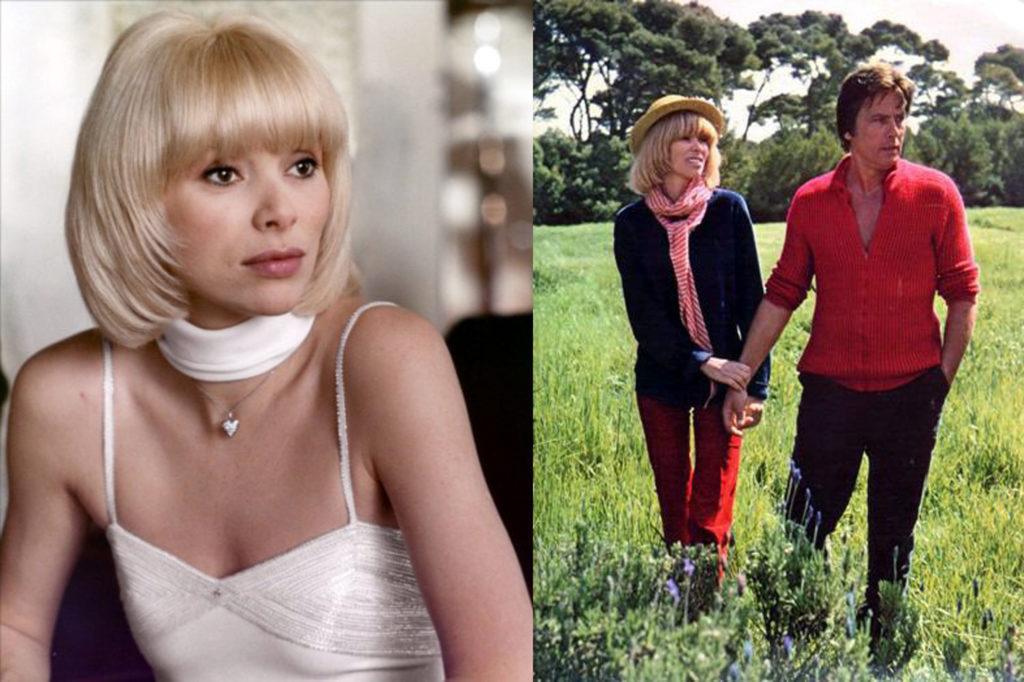 Умерла самая долгая любовь Алена Делона: актриса Мирей Дарк ушла из жизни в Париже в возрасте 79 лет