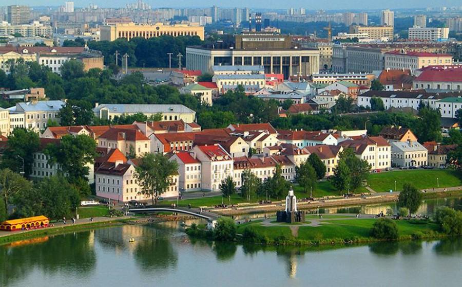 Почему я выбрал для жизни Беларусь.