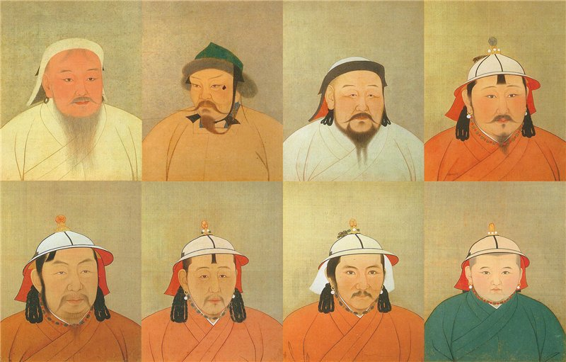 Эволюция художественной культуры и искусства Монголии.