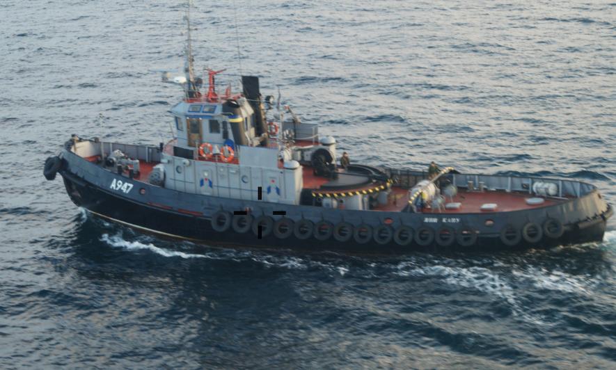 Задержанный украинский моряк рассказал о приказе стрелять по кораблям России