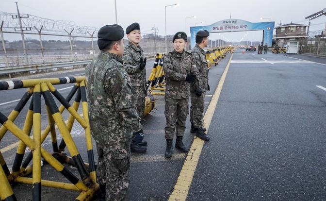 Братья-корейцы договорятся и сделают сильнее Россию с Китаем