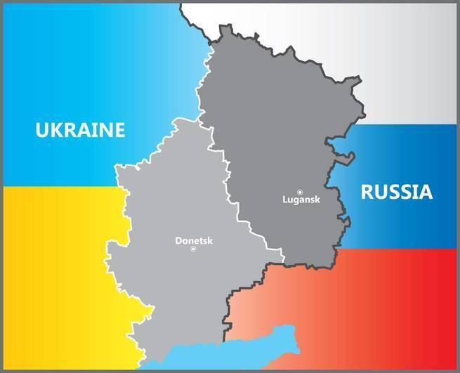Почему Донбасс вталкивают в Украину