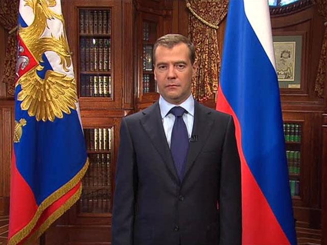 Дмитрий Медведев празднует свое 48-летие