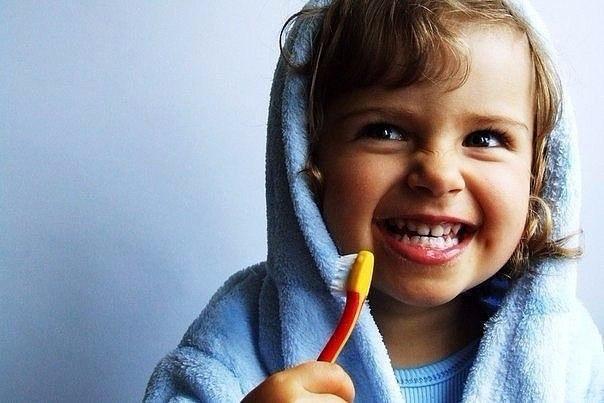 Стихи для чистки зубов