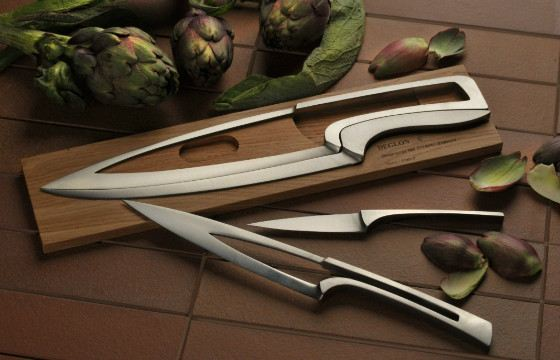 Самые необычные ножи