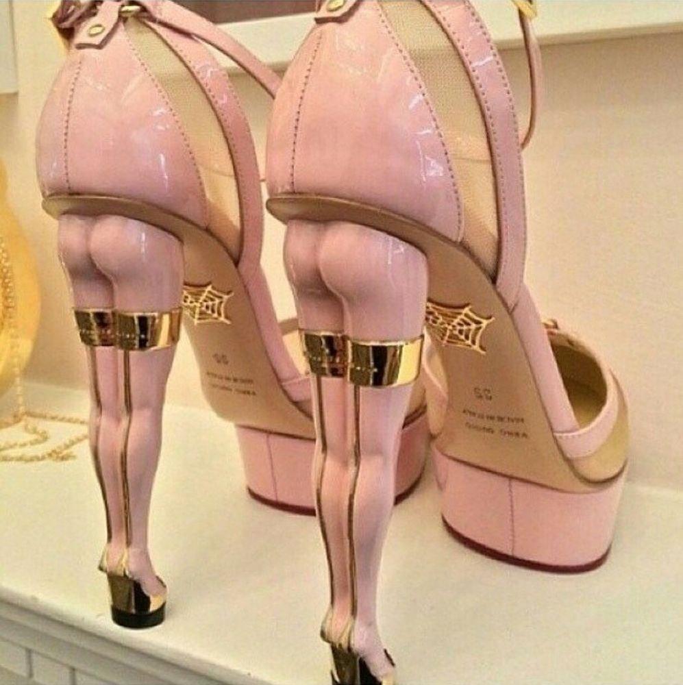 «Crazy обувь», или Самая необычная обувь в мире