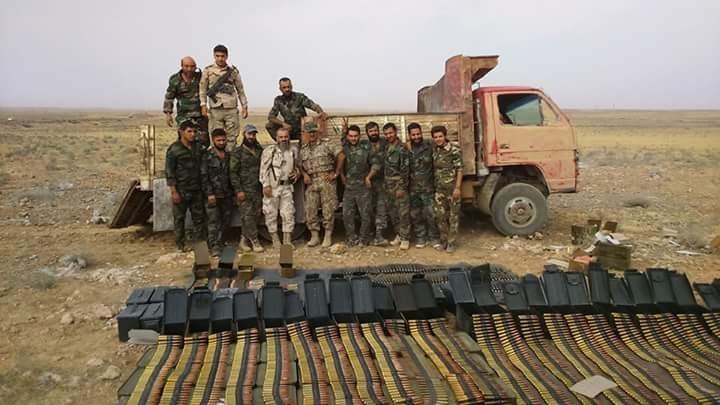 Сирия: ополченцы захватили г…