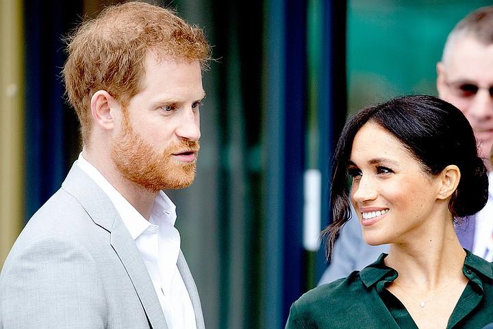 Монаршее пополнение: Меган Маркл и принц Гарри впервые станут родителями