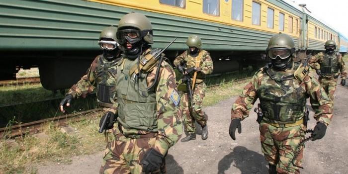 Литовские пограничники сняли с поезда ехавших транзитом российских военных