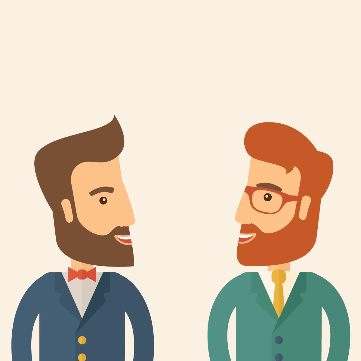 Анекдот о двух приятелях, ко…