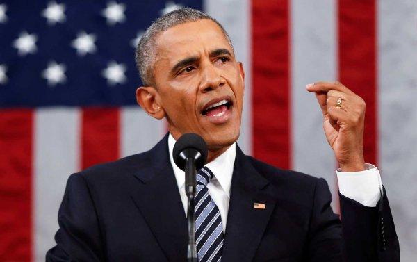 Обама сравнил США при Трампе с Третьим рейхом