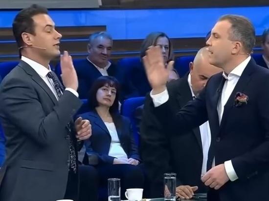Украинского политолога выгнали с эфира российского телеканала за хамство