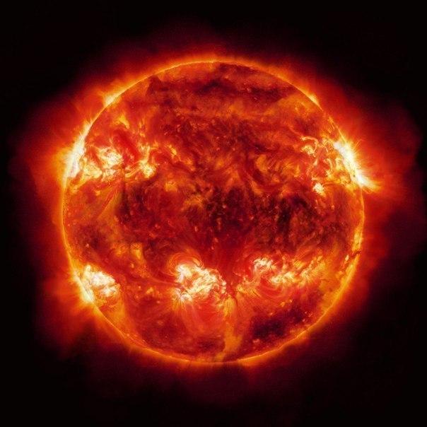 Мы не видим Солнце