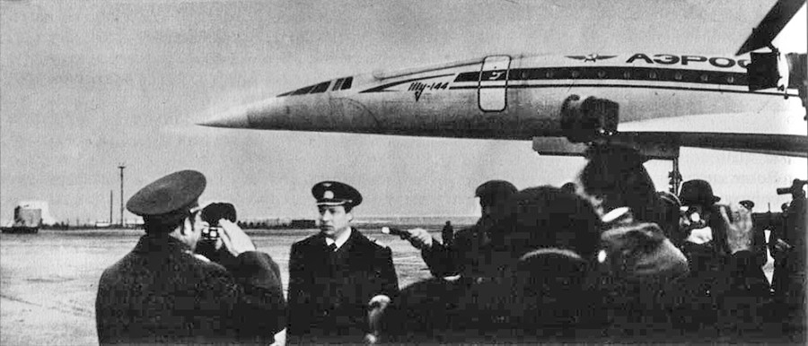 Судьба пилота: от Ту-4 до Ту…