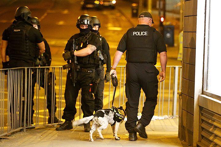 Россиянка из Манчестера: Террорист вошел на стадион, когда охрана уже не выполняла обязанности