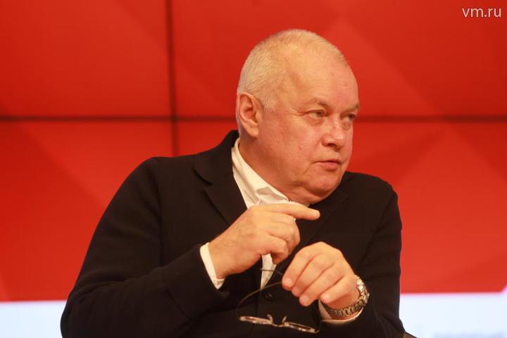 Дмитрий Киселев предложил сн…