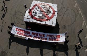 Рогозин напомнил Западу, что методы санкционного давления не дадут эффекта в России