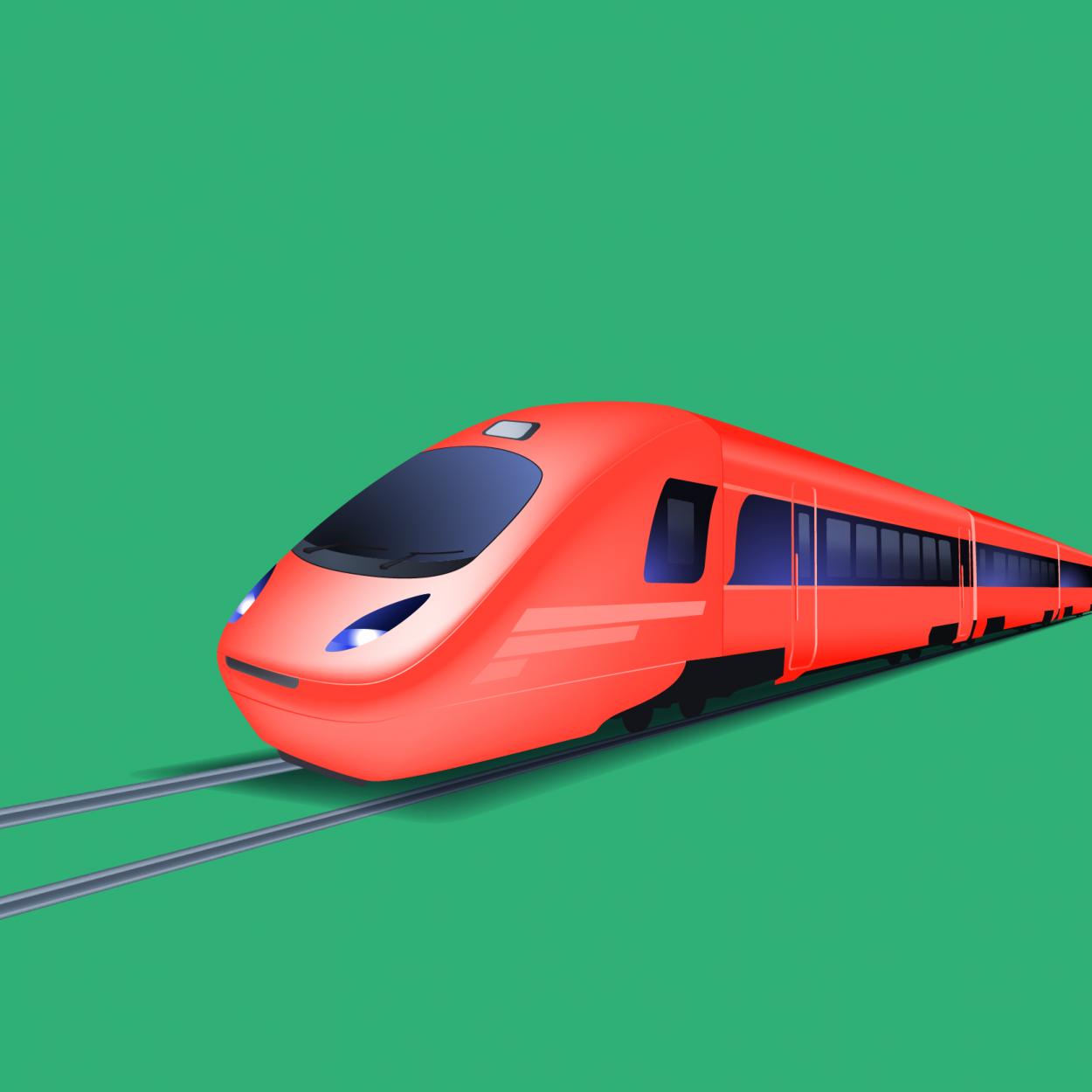 Десять анекдотов про поезда и пассажиров
