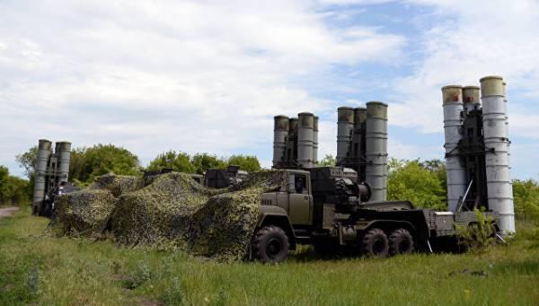 Израиль заявил, что российские С-300 не смогут их сбить