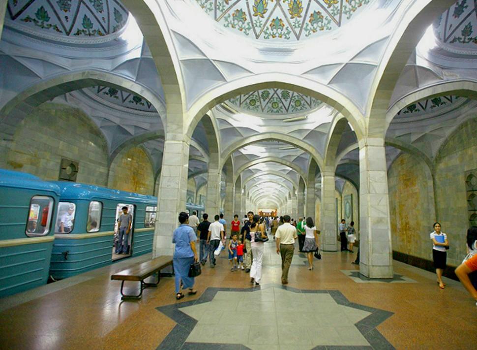 MetroStations54 17 самых волшебных станций метро со всего мира