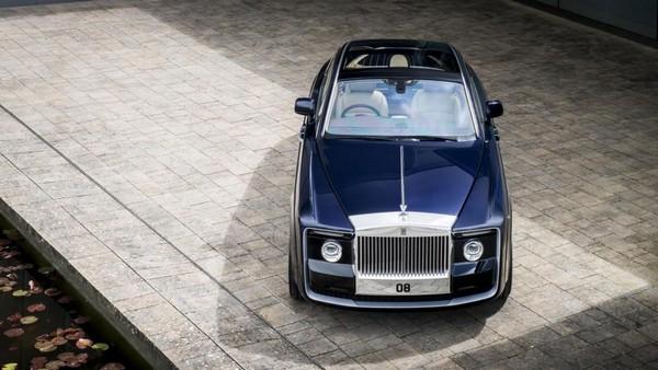 Rolls Royce Sweptail за 13.000.000$ самый дорогой в мире новый автомобиль