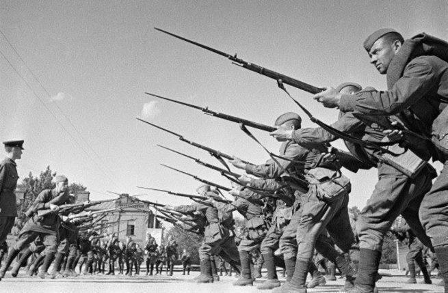 Штыковая атака: почему русские здесь были лучшими
