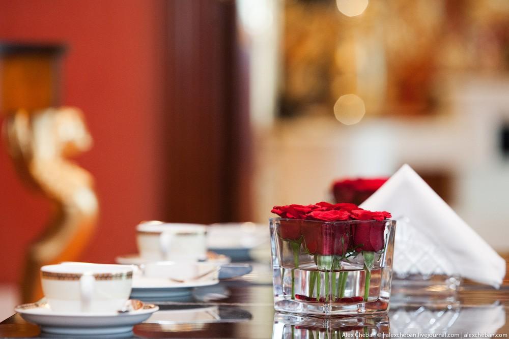 BurjAlArab11 Золото для шейхов и олигархов: самый дорогой номер в семизвездочном отеле Burj Al Arab