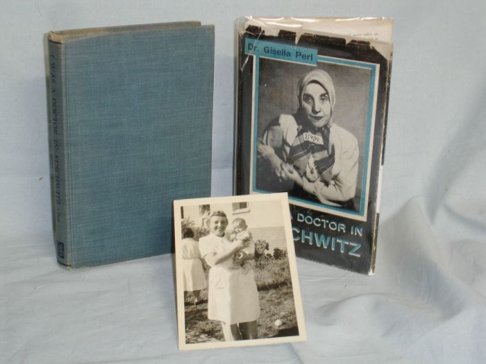 Гизелла Перл: подвиг акушерки из Освенцима