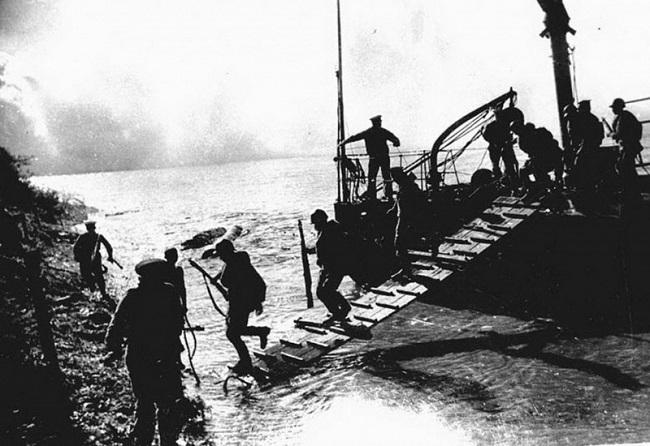 8 августа 1945 года Советски…