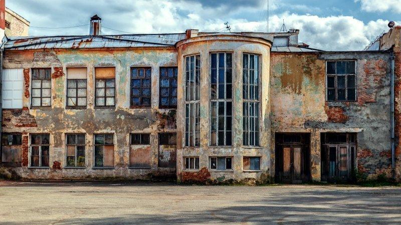 Блеск и нищета советских типовых домов культуры