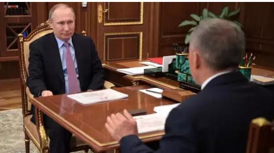 Эксперт: похоже, что Кремль …