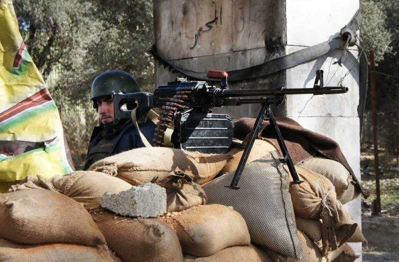 Сирийская армия. Военная мощь и преобразования