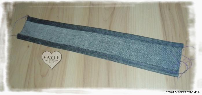 Как сшить жилет из старых джинсов (22) (700x331, 148Kb)