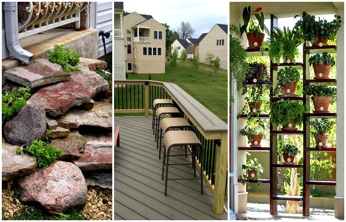 18 восхитительных идей, которые помогут круто преобразить сад без больших затрат