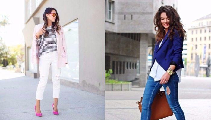 Стильные цветные джинсы 2018: фасоны, новинки