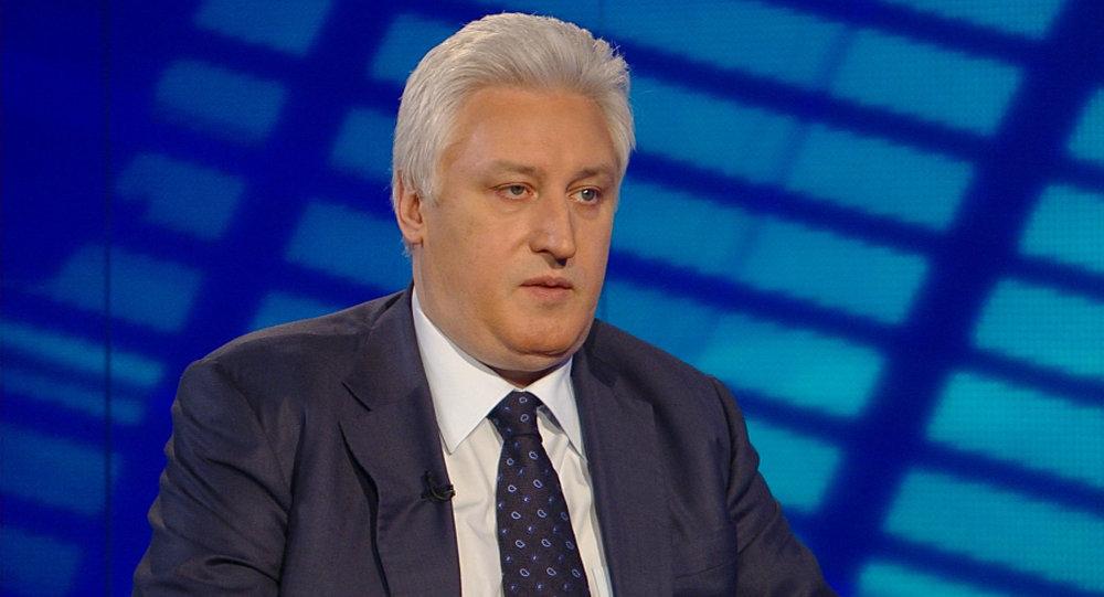 Коротченко: «упоротый» Бом и компания уже не скрывают свою русофобию