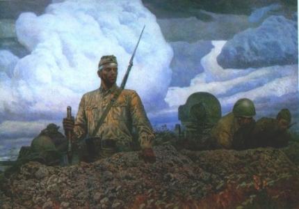 Сравнительный анализ русского и немецкого культурно-психологического типа в битвах Великой Отечественной войны — I