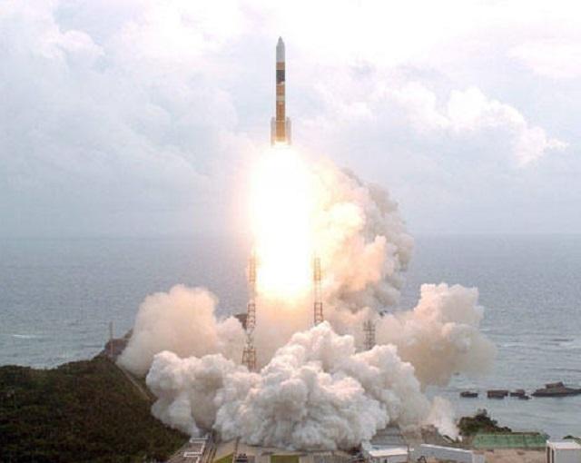Баллистическая ракета, выпущенная КНДР, упала возле территории РФ