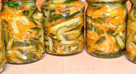 Салат «Огурцы по-корейски с морковью»… Подробный рецепт пикантной овощной закуски, которую не стыдно поставить на праздничный стол