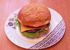 Гамбургер по рецепту Спанч Боба 20
