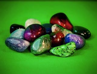 Лечимся камнями - красиво и для здоровья полезно