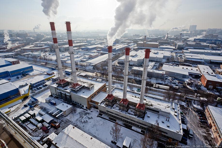 1283 Как украсть новейшую газотурбинную теплоэлектростанцию?