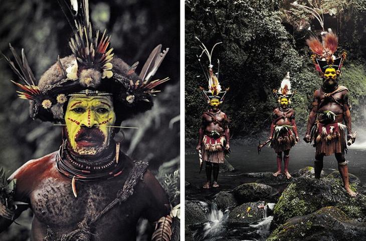 Они ещё не исчезли... Редкие племена и народы мира
