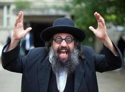 Ах уж эти евреи