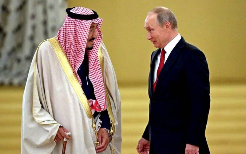 Саудиты готовы порвать с США…