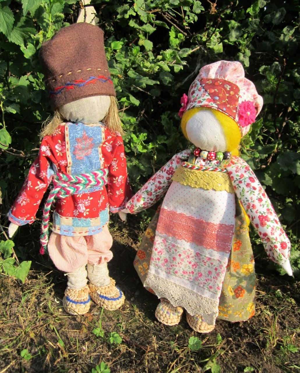 Куклы своими руками русские обереги