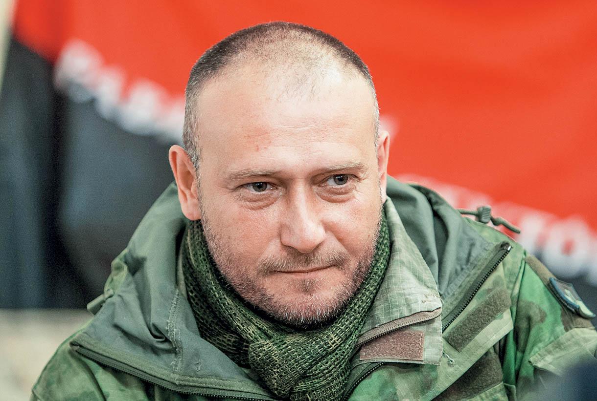 Украинские каратели отводят …
